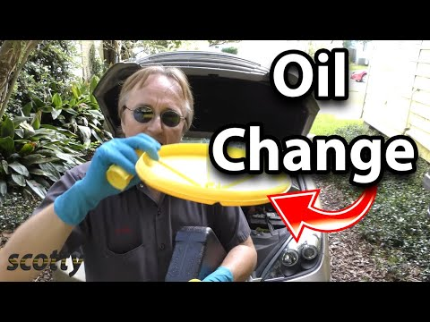How to Change Oil in Your Car (The Easy Way)