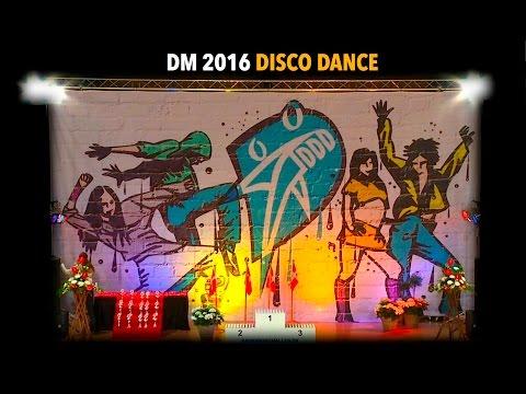 DM 2016 Disco Dance - Internationalt