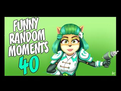 Crash Team Racing Nitro-Fueled ♥ funny moments montage 40