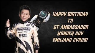 Emiliano Cyrus   EC一平_Non-stop Surprises on My 10th Birthday_ 5-9 Aug 2018
