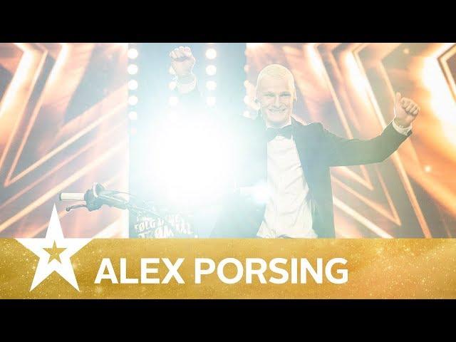 Alex Porsing | Danmark har talent 2019 | Finalen