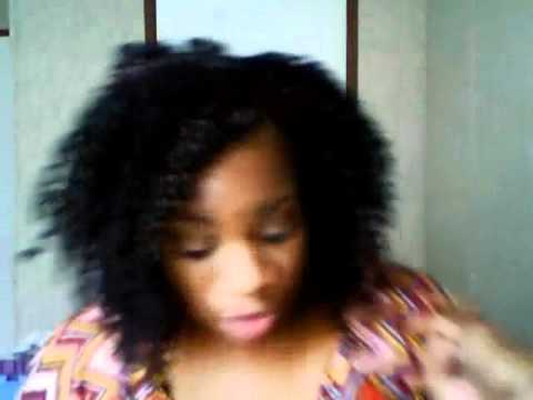 PARTIAL SEW-IN/CROCHET BRAIDS** - YouTube