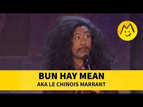 Bun Hay Mean AKA Le Chinois Marrant [Sketch Complet]