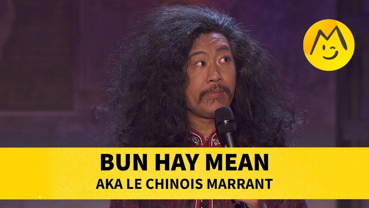 Bun Hay Mean Aka Le Chinois Marrant Sketch Complet Youtube