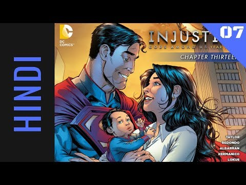 Injustice Gods Among Us Year 3 | Episode 07 | DC Comics in HINDI