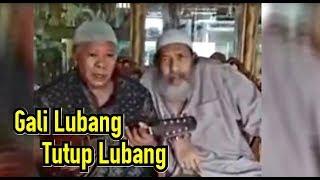 Gali Lubang Tutup Lubang - Dangdut Mandolin  ||  H. Nasir (Soneta) feat Habib Umar