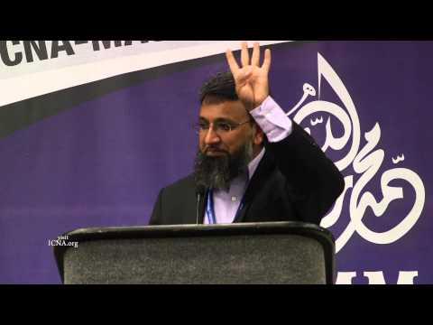 Never Give Up - Dr. Altaf Husain