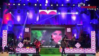 Aisi Deewangi Dekhi Nahi Kahi | Deewana Song | Shahrukh | Divya | Live Singing Ayan & Meghna