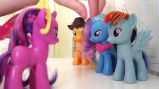 Mlp: The Popular Ones, Season 1 Episode 1: A New Begining