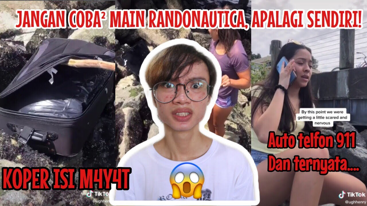 VIRAL DI TIKTOK :RANDONAUTICA APPS MALAH NEMUIN M4Y4T!