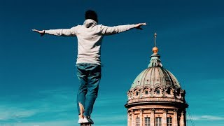 Влог - Ах, Питер, Питер! Красивое чердаки и крыши Санкт-Петербурга!...