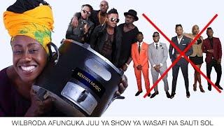 WILBRODA: SAUTI SOL ARE BETTER THAN  WASAFI