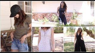My Summer Clothing/Wardrobe Favorites