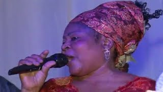QUEEN SALAWA ABENI - LIVE PERFOMANCE   YODA PARIS-FRANCE DISC A