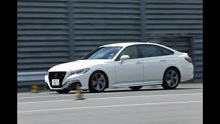 トヨタ クラウン 2.0 RS アドバンス vs BMW 440i グランクーペ Mスポーツ(減速編)【DST♯121-02】