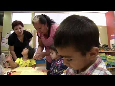 The latino challenge in early education