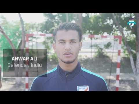 Indian Arrows defender Anwar Ali on where it all began for him