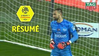 Montpellier Hérault SC - EA Guingamp ( 2-0 ) - Résumé - (MHSC - EAG) / 2018-19