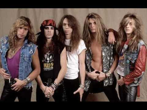 My Top ten Hair Metal/Glam songs - YouTube