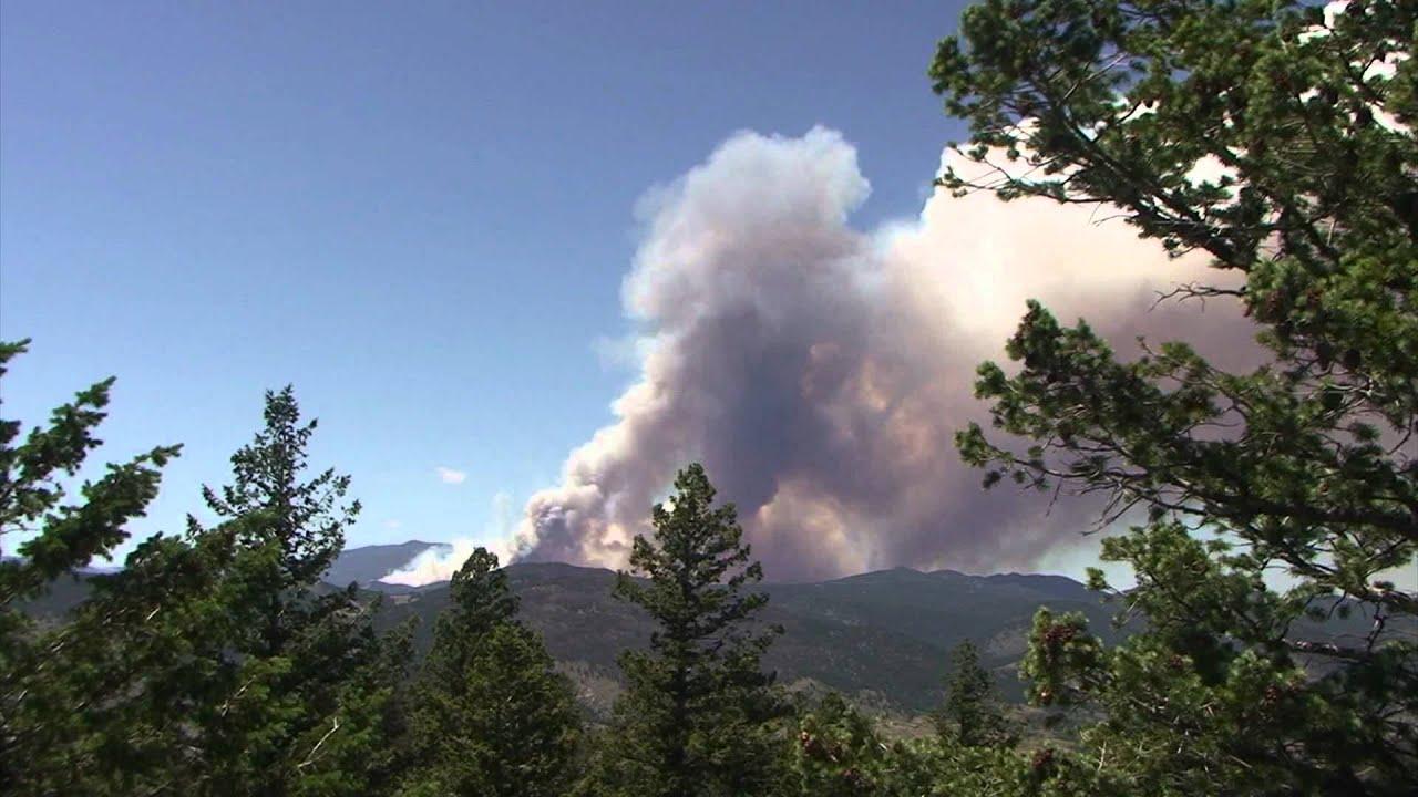 High Park Fire: Day 2 Updates   KUNC