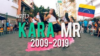 [KPOP IN PUBLIC CHALLENGE] 10 years of KARA - Mister by TC
