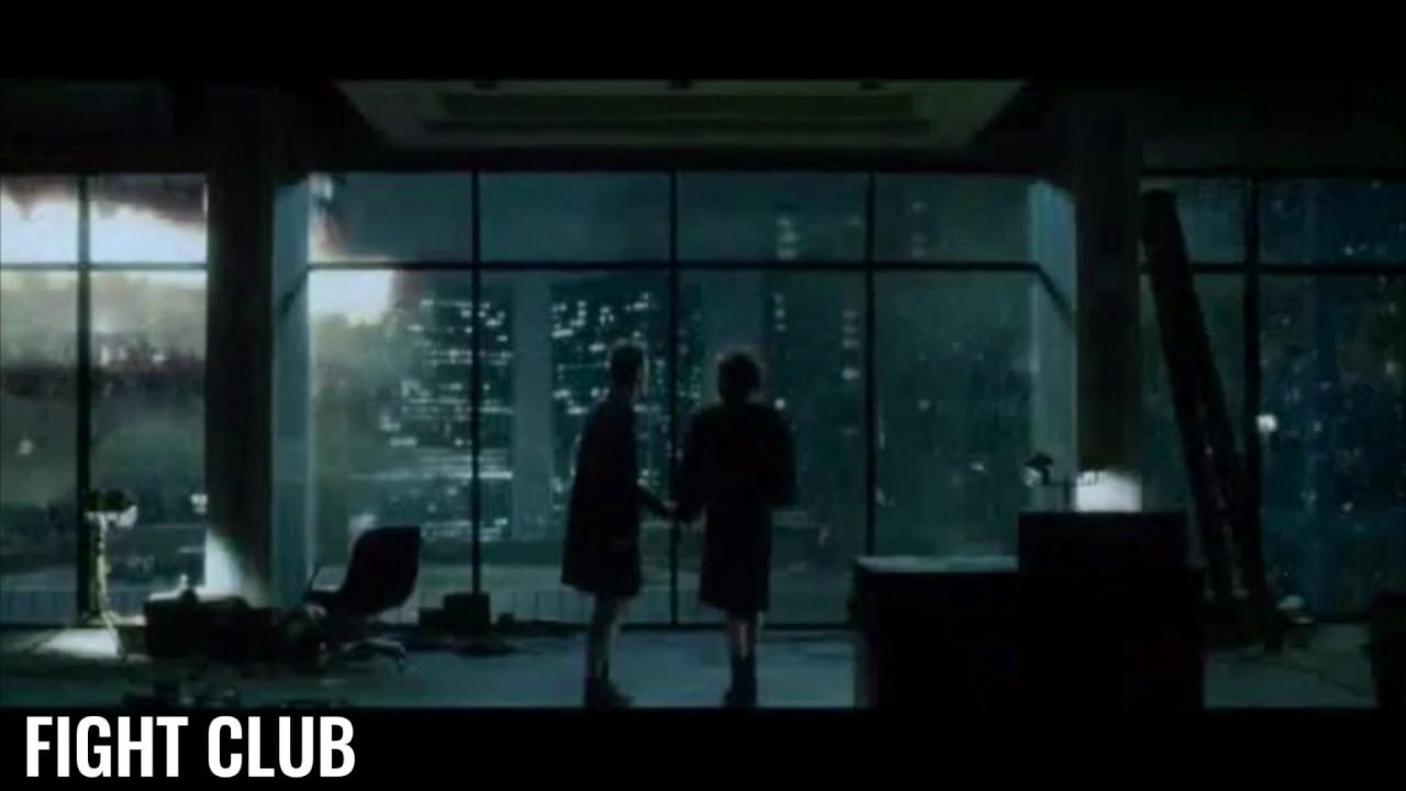 Fight Club - Scène culte - Scène de destruction finale