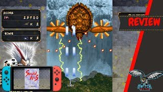 Samurai Aces Nintendo Switch Review (Video Game Video Review)