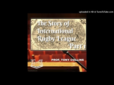 Story of International Rugby League Pt1