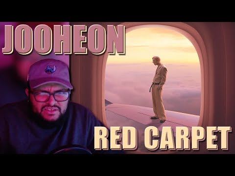JOOHEON(MONSTA X) - RED CARPET MV REACTION!!! | THAT SECOND VERSE!!!