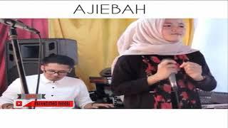 Nissa Sabyan - Ajiebah  di acara off air bikin takjub
