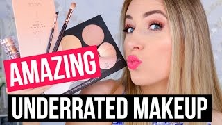 UNDERRATED Beauty Products 2017 || Makeup That Deserves More BUZZ!