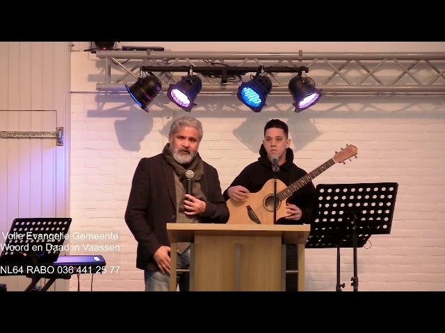 VEG Woord en Daad | Alex Papilaya | God Is Een God Van Generaties.