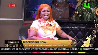 United Showbiz with Nana Ama McBrown featuring Lord Kenya, Papa Shee, Timothy Bentum (21/12/2019)