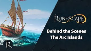 RuneScape Behind the Scenes #201 - The Arc Islands are here!