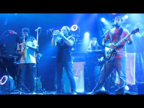 Rebelution - Intro - Sky Is The Limit (Live In Santa Cruz CA)