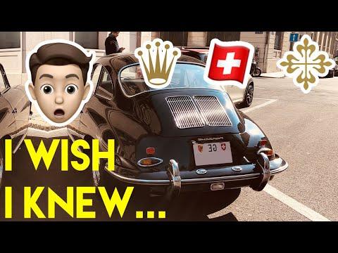 10 things I wish I knew before moving to Geneva, Switzerland