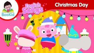 Christmas Day | Christmas Song | Kids Songs | Nursery Rhymes | BooKid