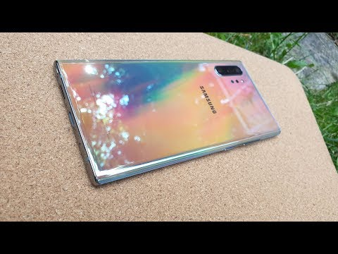 Samsung Galaxy Note 10 Plus (5G) - Unboxing [Product Stuff]