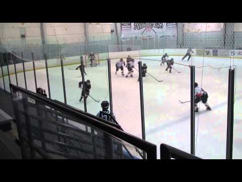 Palm Beach Blackhawks Travel Bantam AA 01 vs GC Flames Nov 15 2014