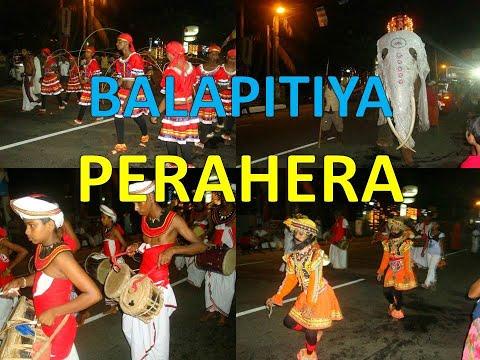 PERAHERA / BALAPITIYA/ SRILANKA TRAVEL