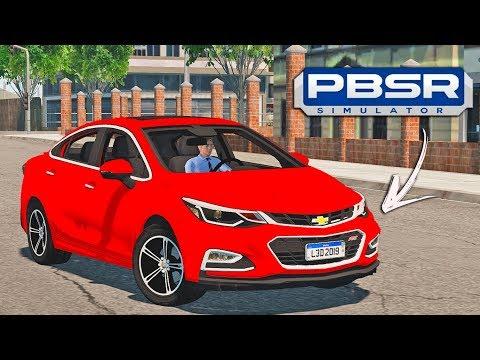 SAIU! Mod Chevrolet Cruze RS 2018 Proton Bus Simulator (DOWNLOAD)