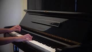 Katy Perry - Mind Maze (Piano Cover by Salina Melanie)