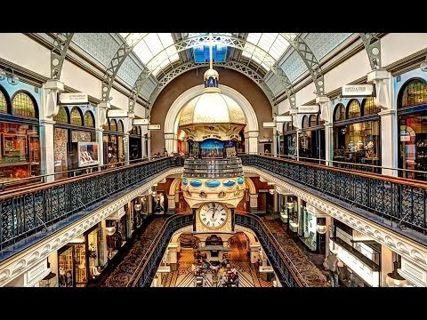 QVB - Queen Victoria Building  - Sydney Australia