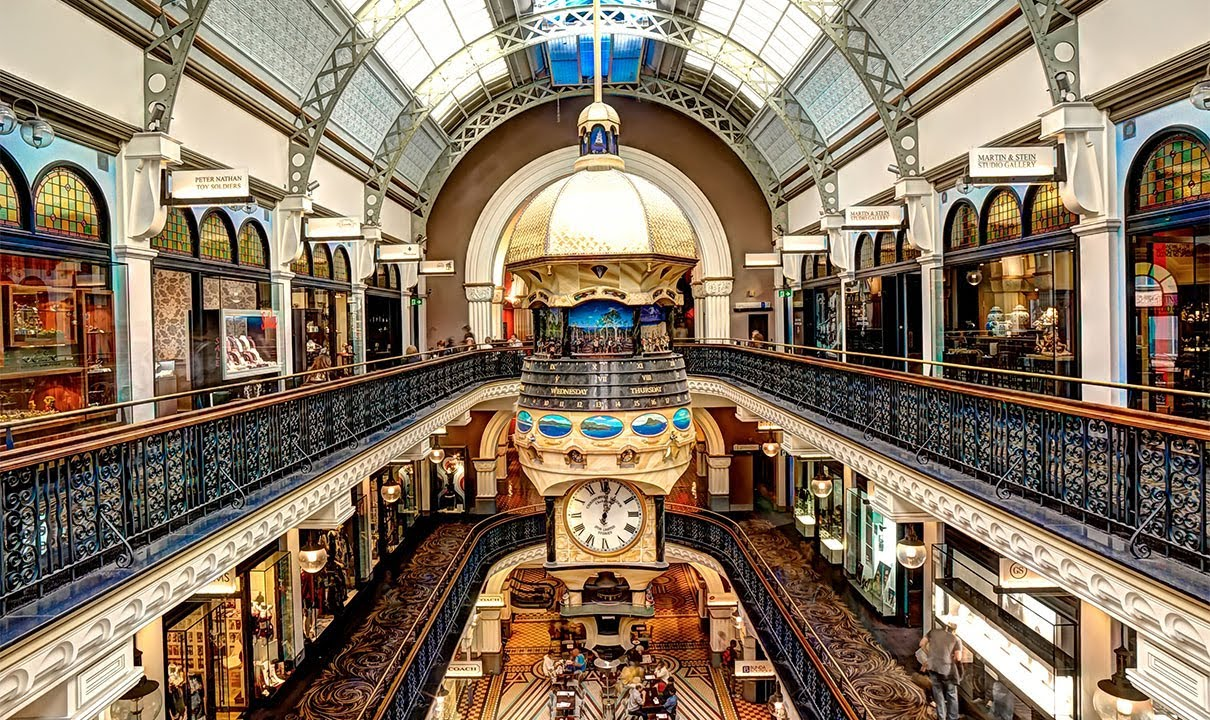 Image result for queen victoria building