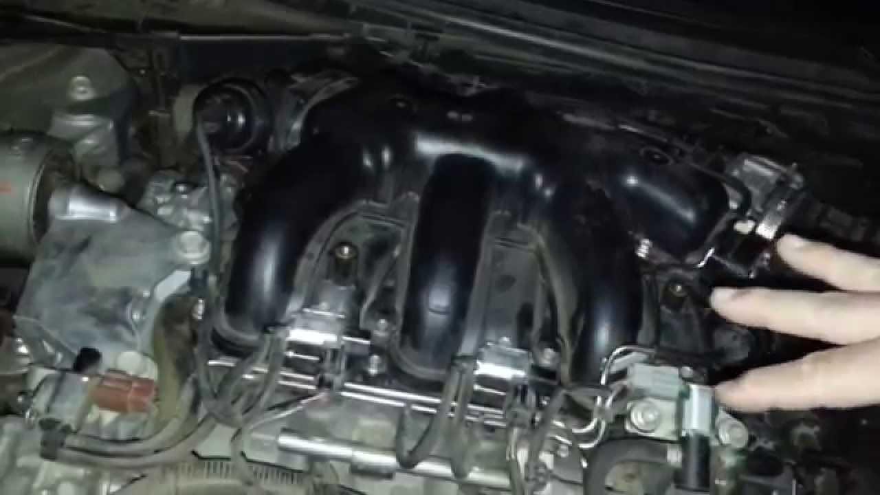 Service manual [Change Spark Plugs 2011 Nissan Maxima ...