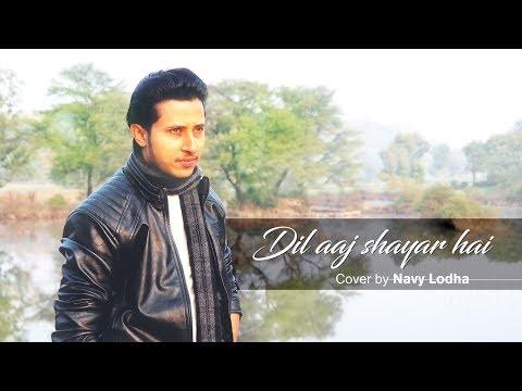 Tribute to Kishore KumarDil Aaj Shayar Hai  Navy LodhaLatest Bollywood  Songs