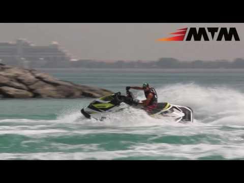 Wheels Arabia Sea-Doo RXP 300 Feature