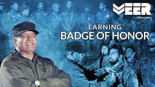Earning the #BadgeOfHonor - ICS Passing Ceremony | India's Citizen Squad E4P5 | Veer By Discovery