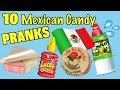 10 Mexican Candy Pranks You Can Do - HOW TO PRANK (Evil Booby Traps)   Nextraker