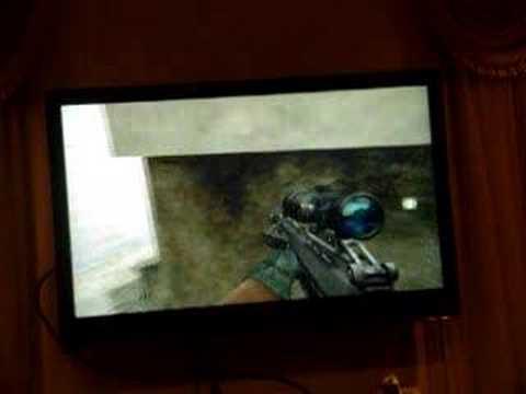 call of duty 4 backlot best sniper spot ever | Doovi